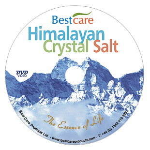 Himalayan Crystal Salt
